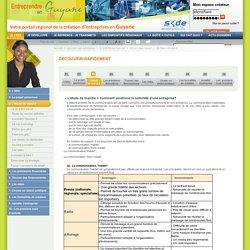 Comment améliorer la notoriété d'une entreprise? - Création & reprise d'entreprise en Guyane