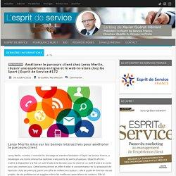 Améliorer le parcours client chez Leroy Merlin, réussir une expérience en ligne et le web-in-store chez Go Sport