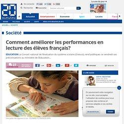 Comment améliorer les performances en lecture des élèves français?