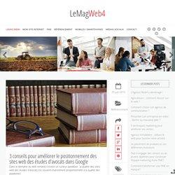 3 conseils pour améliorer le positionnement des sites d'avocats