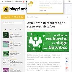 Améliorer sa recherche de stage avec Netvibes - Blog du MMI