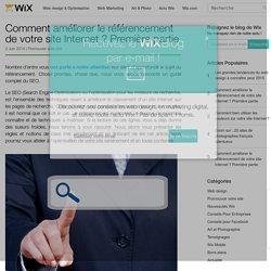 Comment améliorer votre référencement - Le blog de Wix.com