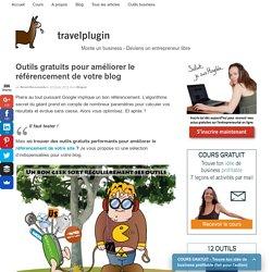 Outils gratuits pour améliorer le référencement de votre blog