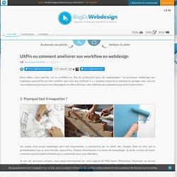 UXPin ou comment améliorer son workflow en webdesign