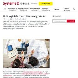 Aménagement intérieur : Huit logiciels d'architecture gratuits