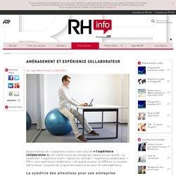L'aménagement du poste de travail au cœur de «l'expérience collaborateur»