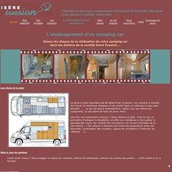 Sentinellelambda a ajouté : Aménagement d'un camping car