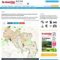 Aménagement du territoire :L'Autorité environnementale révèle des carences graves dans le PLUI de la Cidéral « Article « Le Courrier Indépendant