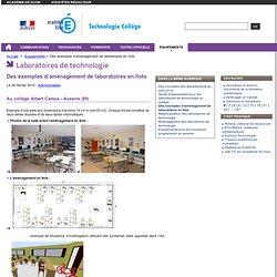Académie de Dijon - Modélisation avec SH3D