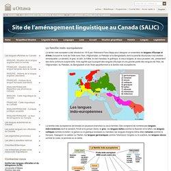 Site de l'aménagement linguistique au Canada (SALIC) – Institut des langues officielles et du bilinguisme (ILOB)