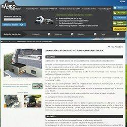 AMENAGEMENTS 4X4 - TIROIRS ARRIERE DE RANGEMENT COFFRES 4X4 - Tous nos produits 4x4, camping car, bateau et quad