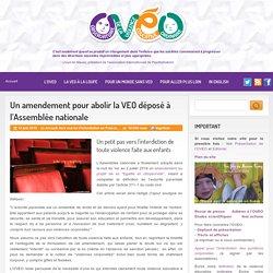 Un amendement pour abolir la VEO déposé à l'Assemblée nationale