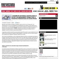 Hadopi : lancement de la deuxième vague d'emails d'avertissement