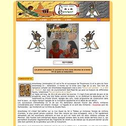 Amenophis 3 ; Amenophis III ; Amenhotep 3 ; Amenhotep III ; KV22 ; KV 22 ; vallée des rois ; tombe Egypte