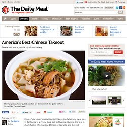 America's Best Chinese Food - Chinese Food Restaurants - Delish