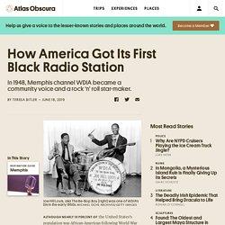 How America Got Its First Black Radio Station