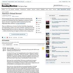 America's 'Primal Scream'