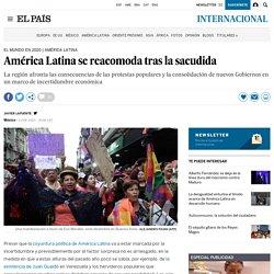 América Latina se reacomoda tras la sacudida