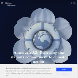 America 2021: Renewing the nation's commitment to climate action