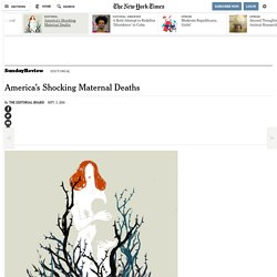 America's Shocking Maternal Deaths