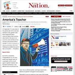 America's Teacher