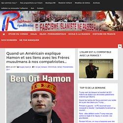 Quand un Américain explique Hamon et ses liens avec les Frères musulmans à nos compatriotes...