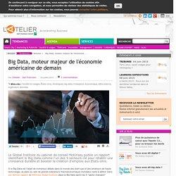 Big Data, moteur majeur de l'économie américaine de demain