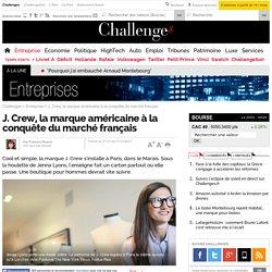 J. Crew, la marque américaine à la conquête du marché français