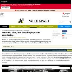 «Howard Zinn, une histoire populaire américaine»