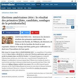 Elections américaines 2016: le résultat du Super Tuesday [date, candidats, sondages delaprésidentielle]
