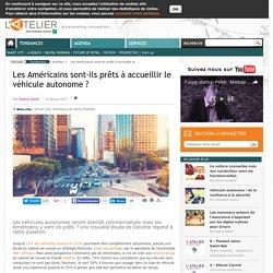 Les Américains sont-ils prêts à accueillir le véhicule autonome ?