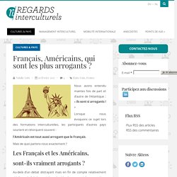 Français, Américains, arrogants ?Regards Interculturels