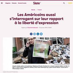 Les Américains aussi s'interrogent sur leur rapport à la liberté d'expression