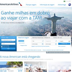 Em Português - Reservas Aéreas