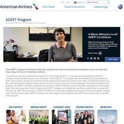 American Airlines ADEPT Program