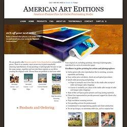 American Art Editions