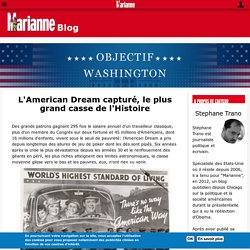 L'American Dream capturé, le plus grand casse de l'Histoire
