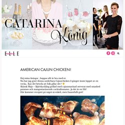 Catarina Königs matblogg