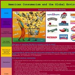 American Consumer Society