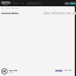American Motion - Motion Graphics
