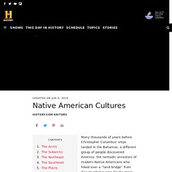 Native American Cultures - Native American History