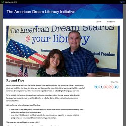 American Dream Grants