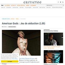American Gods Saison 1 Episode 5 : Jeu de séduction