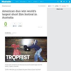American duo win TROPFEST