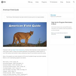 American Field Guide