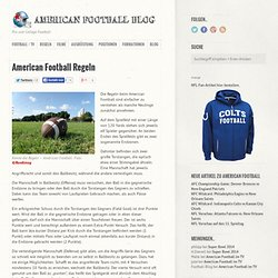 American Football Regeln: Jetzt Informieren!