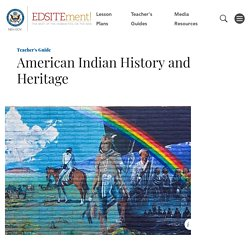 American Indian History and Heritage