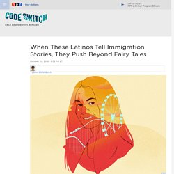 Latinos Share Their American Immigration Stories For Hispanic Heritage Month : Code Switch