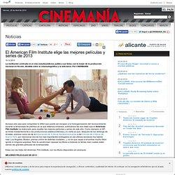 El American Film Institute elige las mejores películas y series de 2013