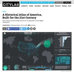 'American Panorama' Is a Historical Atlas for the 21st Century